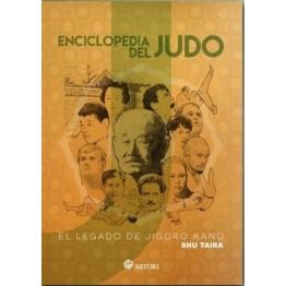 """ENCICLOPEDIA DEL JUDO """"El legado de Jigoro Kano"""" (SHU TAIRA)"""