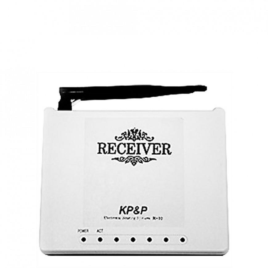 RECEPTOR ELECTRÓNICO TKD KP&P