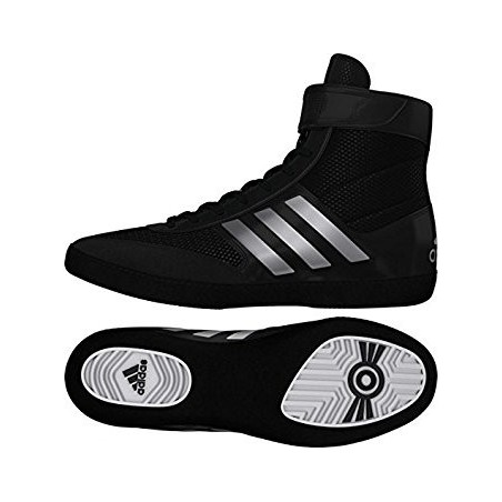 ZAPATILLA COMBAT SPEED 5 NEGRO/PLATA