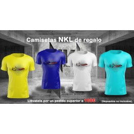 CAMISETA REGALO NKL