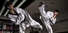 Taekwondo 跆拳道