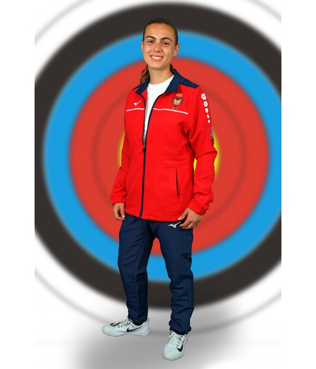 f6f5b6a25 TEAM MICRO TRACKSUIT RED/NAVY CHICA